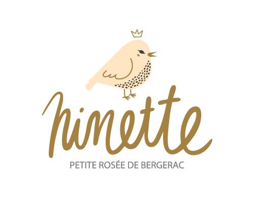 Ninette { étiquette rosé }