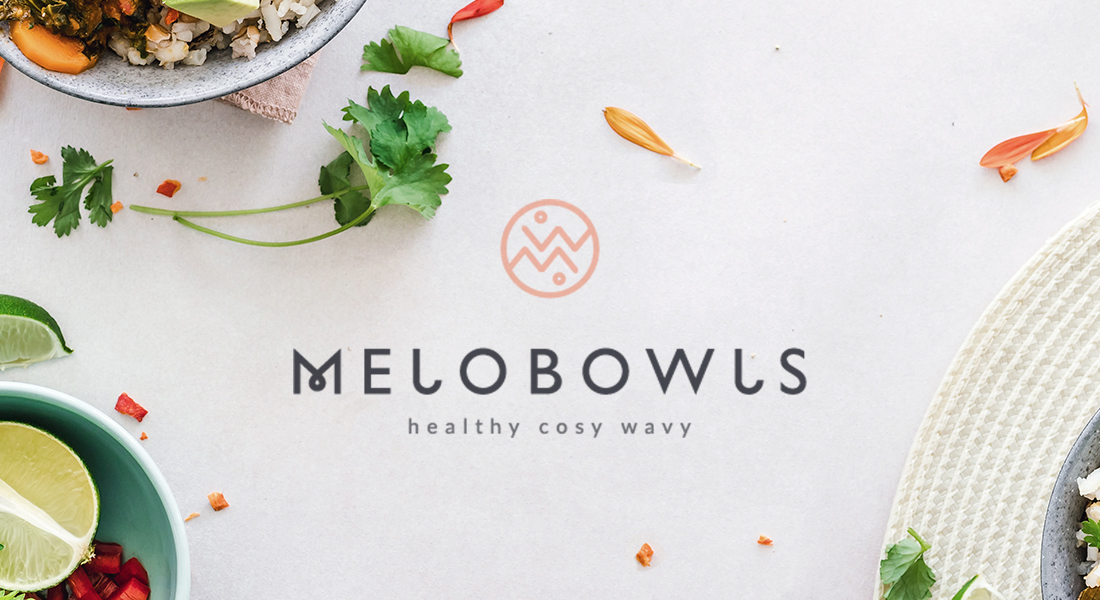 Identité visuelle de Melobowls