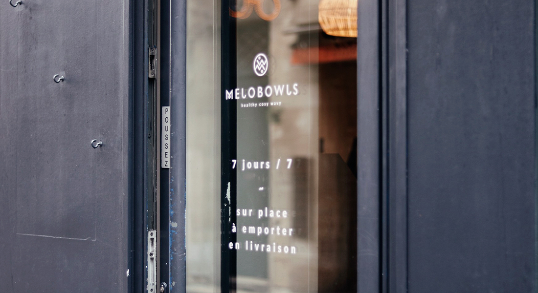 Identité visuelle Melobowls